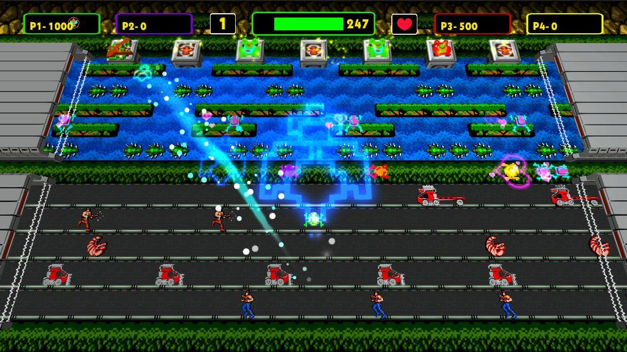 Foto de 200312 - Frogger: Hyper Arcade Edition (2/11)