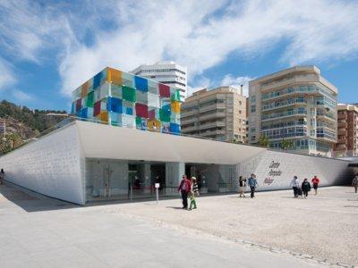 Museos de Málaga (I): Centre Pompidou, Casa Natal Picasso y Museo Ruso