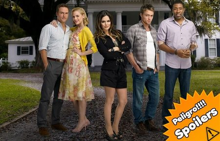'Hart of Dixie', la amable historia de una doctora que no se adapta