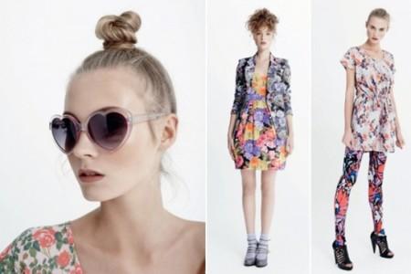 Topshop, colección primavera-verano 2009
