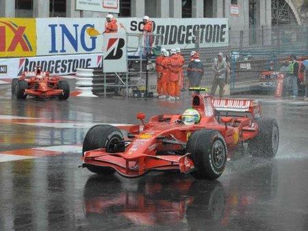 GP de Mónaco 2010: De nuevo, previsiones de lluvia
