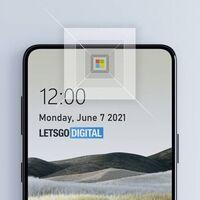 Microsoft patenta una cámara frontal cuádruple oculta bajo la pantalla y cubierta por su logotipo