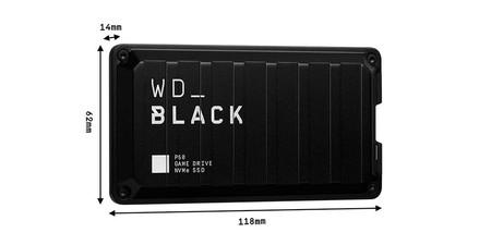 Wd Black P50 2