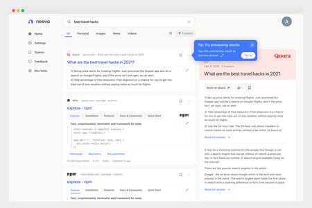 Neeva: un nuevo buscador centrado en privacidad hecho por una élite de ex veteranos de Google que quieren que pagues por buscar