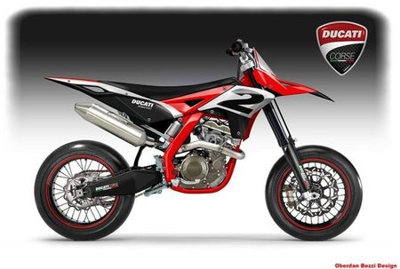 Oberdan Bezzi nos enseña Ducati para todos los gustos