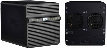 Synology DS411+, un NAS para competir con los servidores