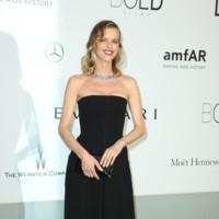 Eva Herzigova amfar Cannes 2014