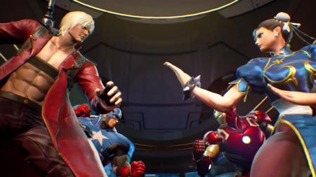 Este es el tráiler (y los modos) que Marvel vs. Capcom Infinite tenía que haber mostrado desde el principio