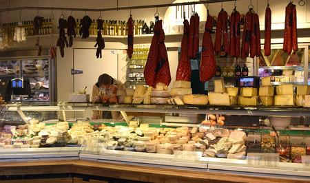 Charcutería y quesos