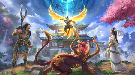 Immortals Fenyx Rising nos llevará hasta China con un nuevo héroe en una de sus aventuras poslanzamiento