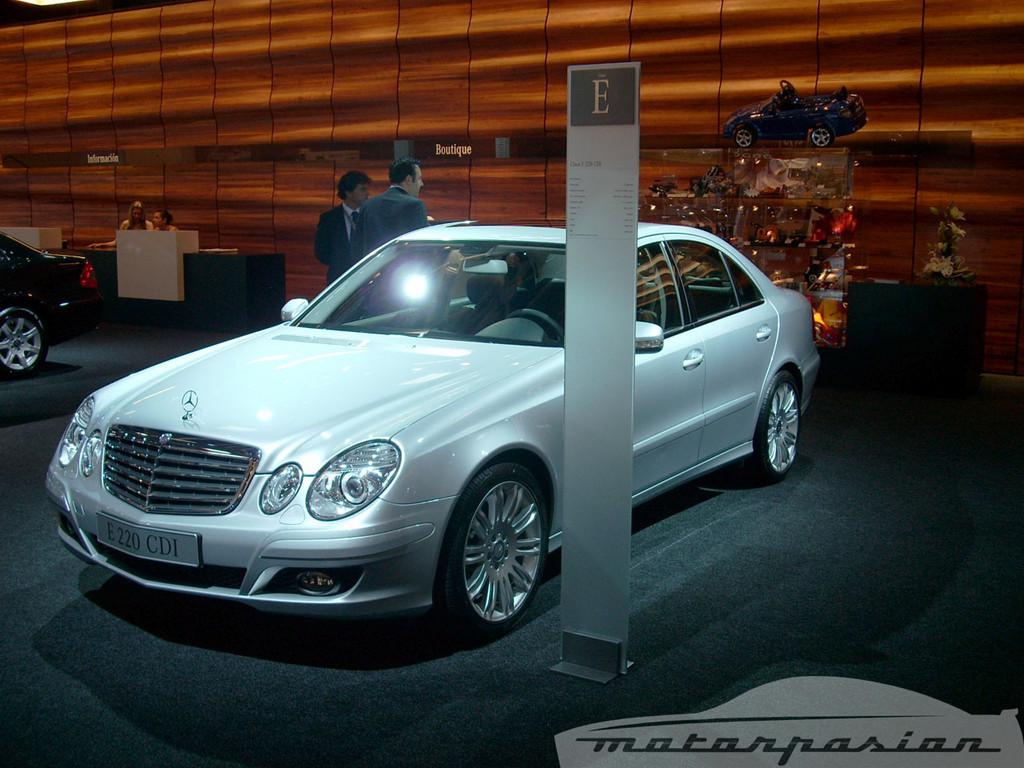 Foto de Mercedes-Benz en el Salón de Madrid (11/40)