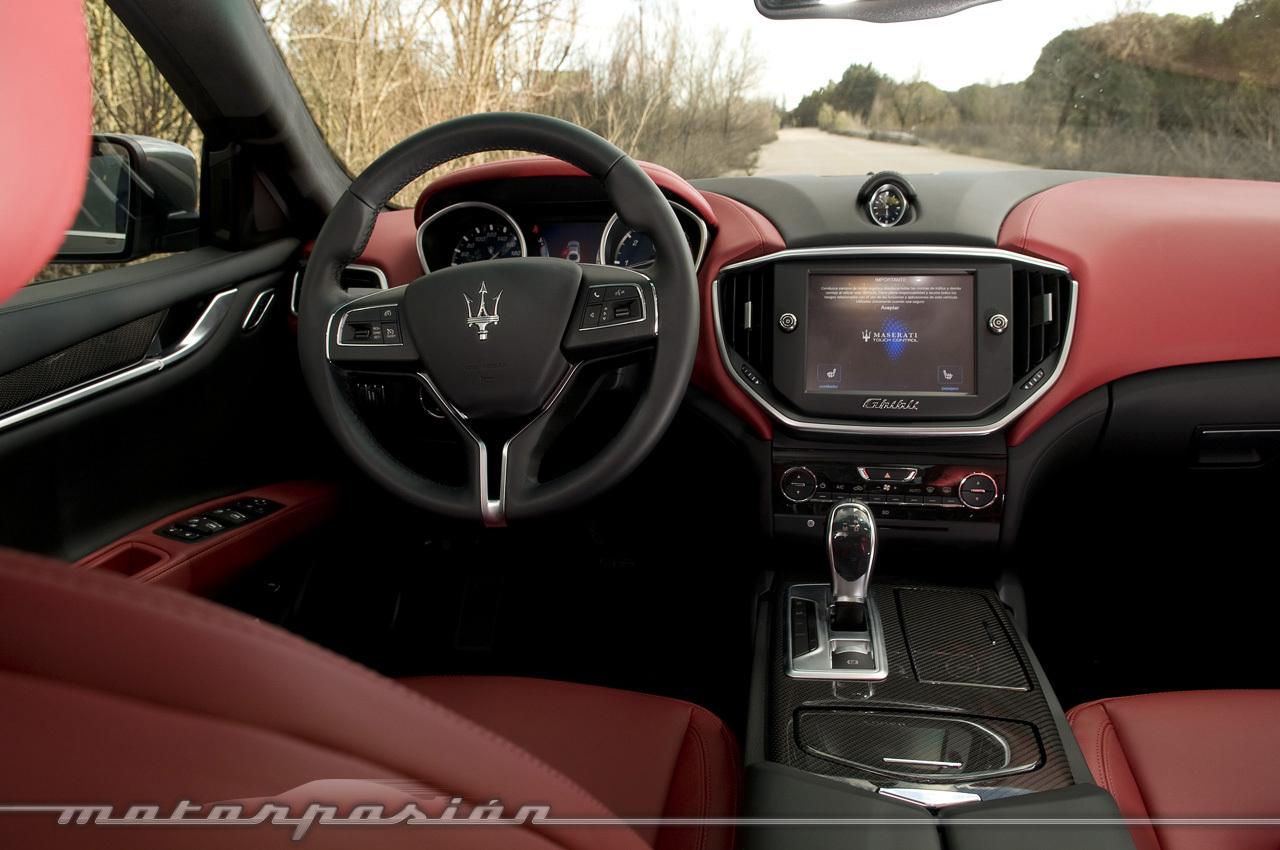 Foto de Maserati Ghibli Diésel (prueba) (32/42)