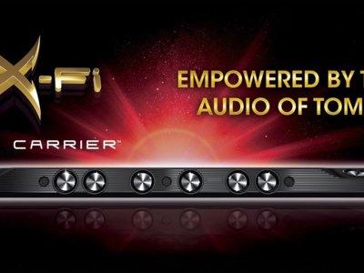 La X-Fi Sonic Carrier de Creative promete lo último en tecnología de sonido pero a un precio imposible