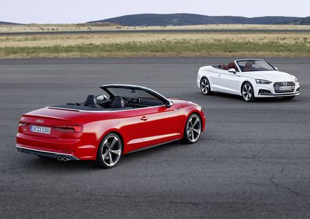 Audi A5 Cabrio y S5 Cabrio: más y mejor, a cielo abierto
