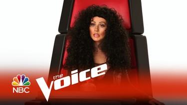 Christina Aguilera es TODAS ellas