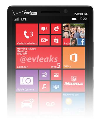 Nokia Lumia 929 en una nueva imagen, se espera para mediados de mes