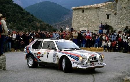 Así nació el Lancia Delta S4 Grupo B