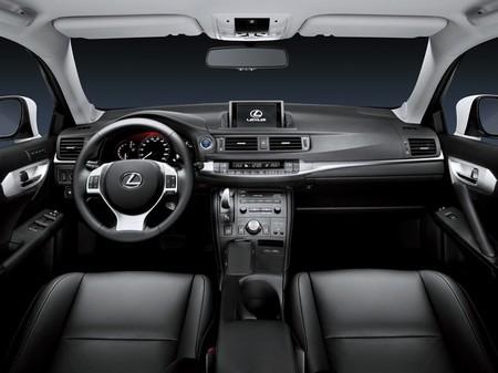 interior lexus ct-200h