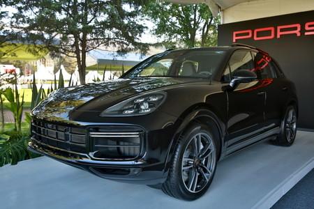 Llega a México muy rápido el nuevo Porsche Cayenne Turbo 2019