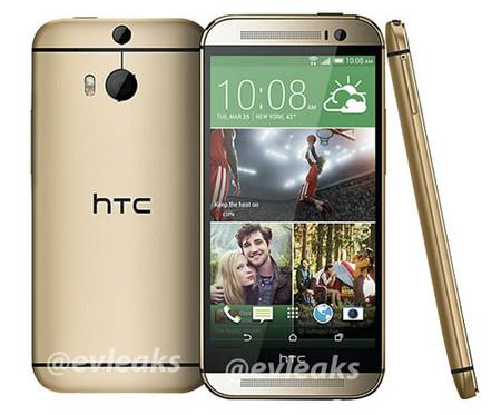 HTC M8 ahora aparece en una imagen de prensa filtrada