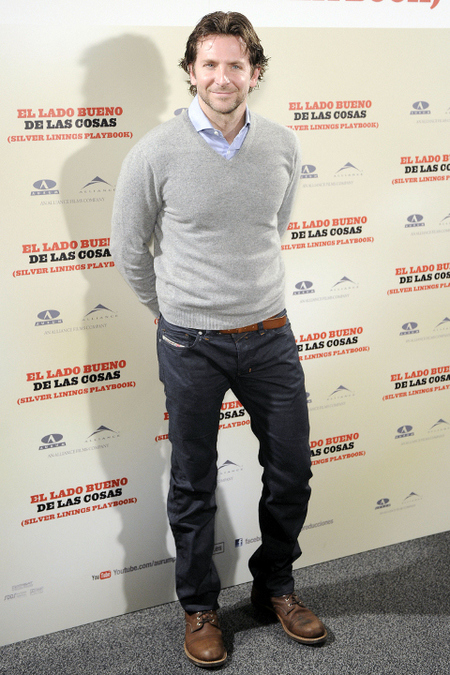 Bradley Cooper casual
