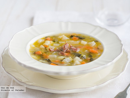Huertana soup