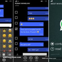 Los emojis con diversidad racial llegan a WhatsApp Beta para Windows Phone