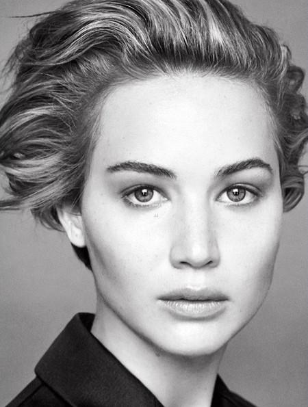 Jennifer Lawrence, más guapa que nunca, fotografiada por Patrick Demarchelier para Dior