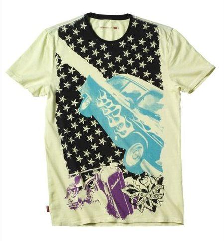 Levis, camisetas