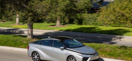 Toyota interrumpe las entregas del Toyota Mirai en California por los problemas con el suministro de hidrógeno