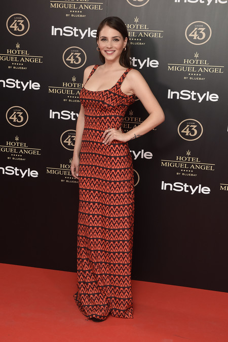 Fiesta Instyle Looks Actrices Alfombra Roja 2017 6