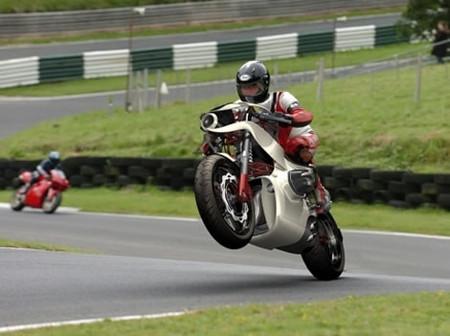 IMME 1200 BMW Boxer Sport Bike