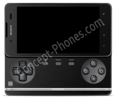 ¿Sony Xperia Play 2?