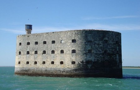 El Fort Boyard en Francia, de fortaleza militar a plató de televisión