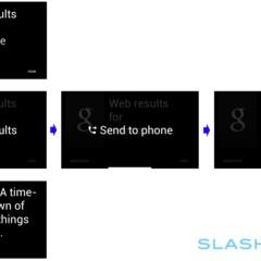 Foto 5 de 7 de la galería interfaz-visual-de-google-glass en Xataka Android