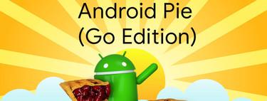 Android 9 Pie (Go Edition): ocupa menos espacio, arranca más rápido y llega en otoño