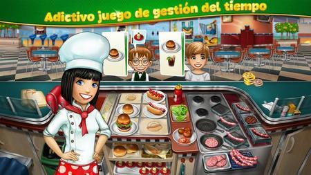Cooking Fever Un divertido juego de cocina gratuito para el iPad