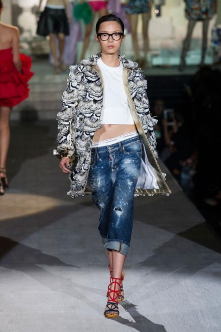 Dsquared2 Spring Summer 2015 Mfw28