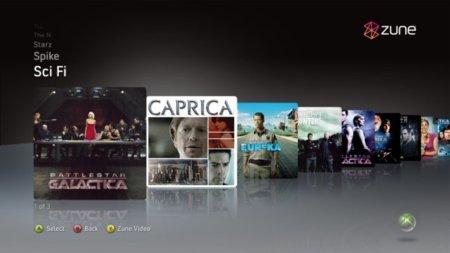 La Xbox 360 se prepara para ser centro multimedia con televisión en España