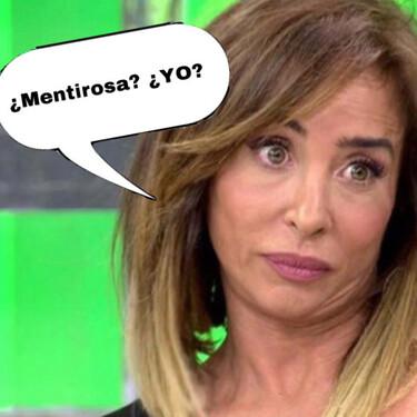 La gran estafa de María Patiño en 'Socialité' que ha hecho estallar a la audiencia de Telecinco