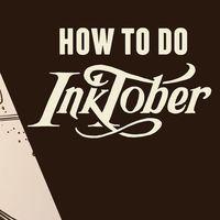 Inktober ya ha publicado las temáticas de su nueva edición y no podemos esperar a que llegue octubre