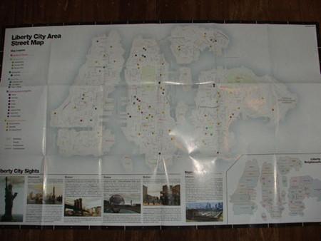 ¿Será éste el mapa de GTA IV?