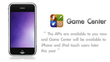 Gamecenter, la red social para juegos de Apple no aparece con el lanzamiento de iOS 4