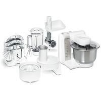 ¿Buscas un robot de cocina completo? el Bosch MUM4880 de 600 W con bol de acero inoxidable está por 86,63 euros en Amazon