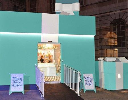 Tiffany & Co. decora la Somerset House de Londres