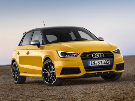 Audi S1 SportBack, primeras imágenes oficiales filtradas