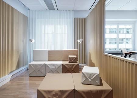 Espacios para trabajar: las curiosas oficinas de Nine en Estocolmo
