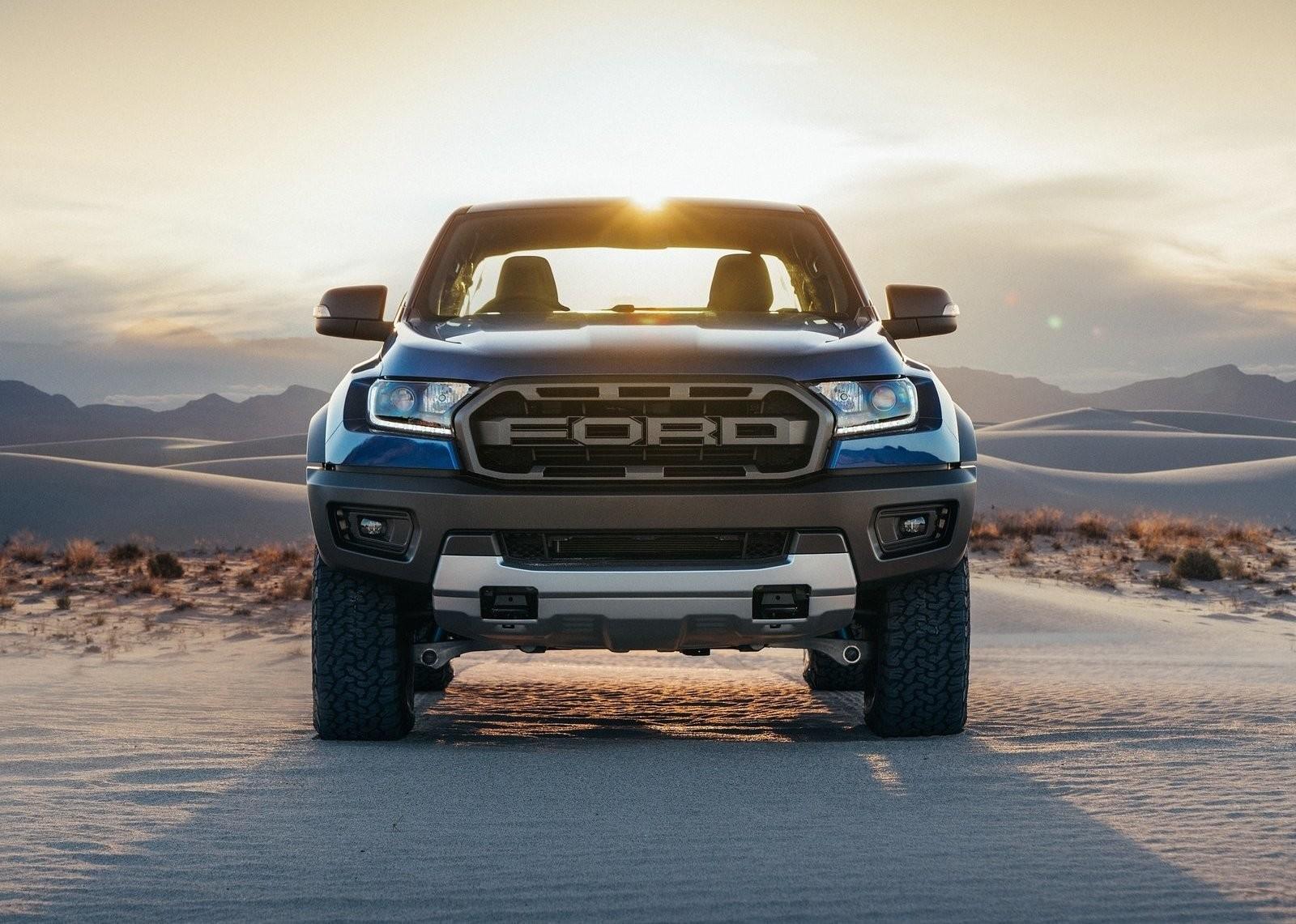 Foto de Ford Ranger Raptor (3/12)