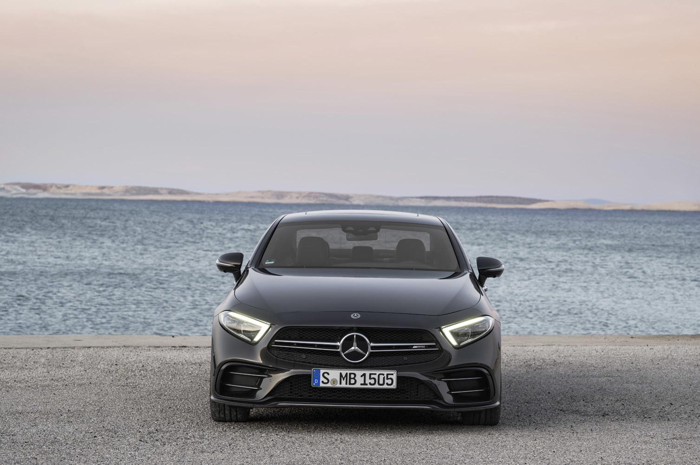 Foto de Mercedes-AMG CLS 53 4Matic+ (14/20)