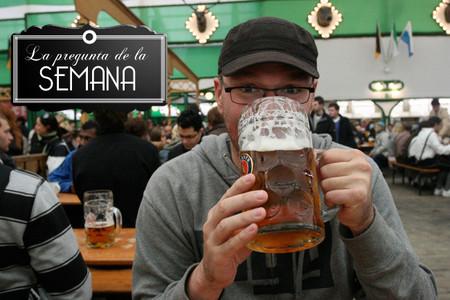 ¿Cuál es vuestra cerveza favorita? La pregunta de la semana